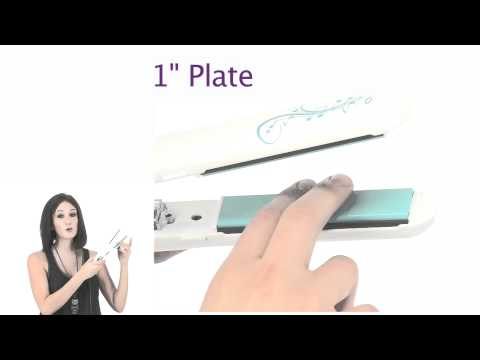 Mp3 Styling Flat Iron by HAI | NOW at Extensions.com