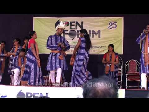 Entertainment in the International Film Festival Of India in Goa