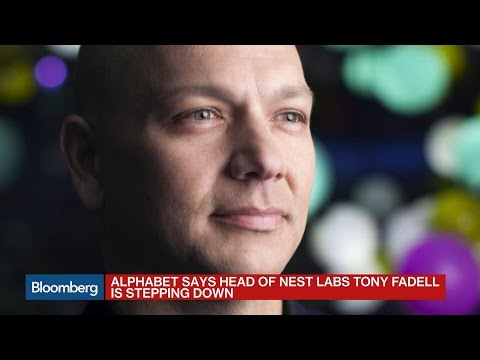Alphabet Says Nest Chief Fadell Is Stepping Down