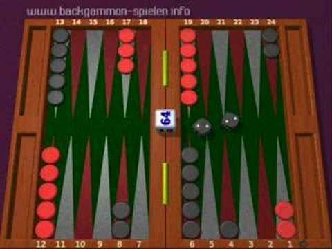 backgammon spielen