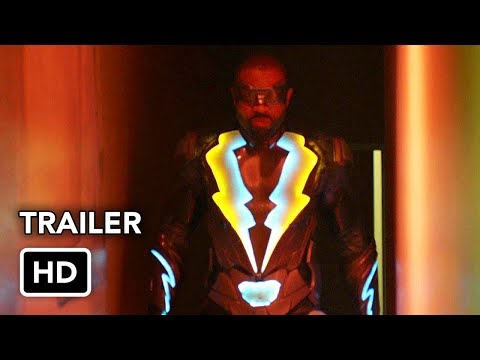 """Black Lightning (The CW) """"A Better Place"""" Trailer HD"""