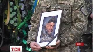 У Рівному попрощалися із загиблим викладачем Миколою Карнауховим - (видео)