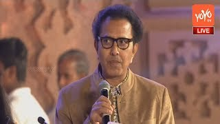 Vandemataram Srinivas Live Performance at Prapancha Telugu Mahasabhalu 2017 | Hyderabad