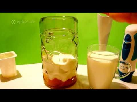 Haw to Make Mango Lassi or any Indian Lassi