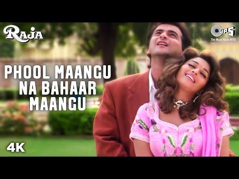 Phool Mangoo Na Bahar Mangoo - Raja - Madhuri Dixit & Sanjay...