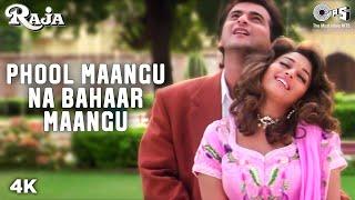 Phool Maangu Na Bahaar Maangu - Video Song | Raja | Madhuri Dixit & Sanjay Kapoor