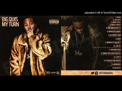 Big Quis - Get Money Bum (Feat. Scooch & Payroll)