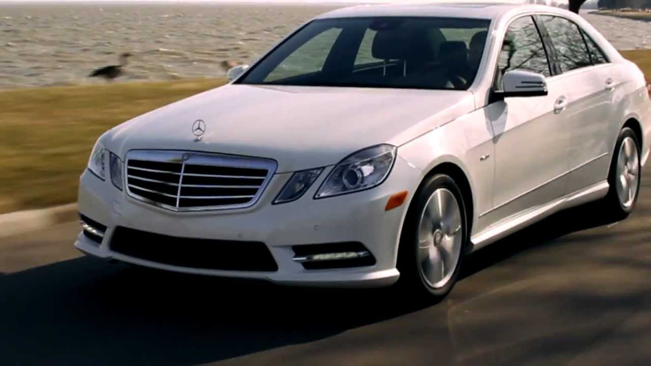 2012 mercedes e350 bluetec autoweek drives youtube for 2012 mercedes benz e350 review