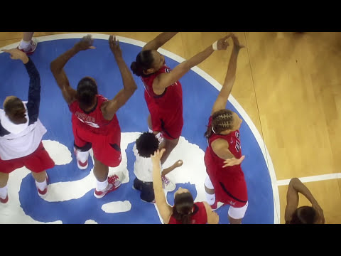 Record Breaking Basketball Champion Lisa Leslie | Olympic Records