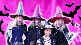 Witches Night Out 🔮 Halloween Fun!