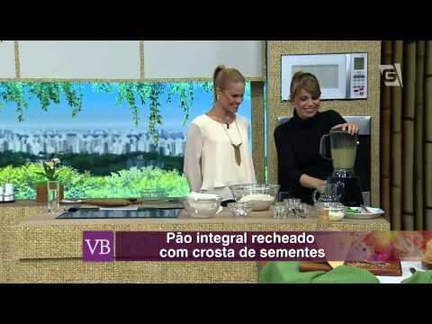 Você Bonita - Pão Caseiro Integral (11/05/2015)