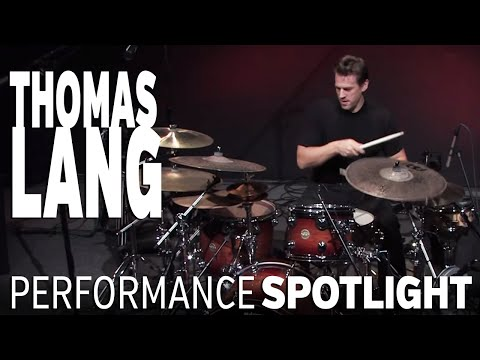 Performance Spotlight: Thomas Lang