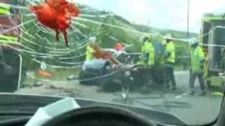 SMS Car Accident