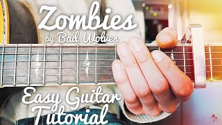 Download Lagu Zombie Bad Wolves Guitar Lesson for Beginners // Zombie Guitar Tutorial // Lesson #434 Gratis STAFABAND