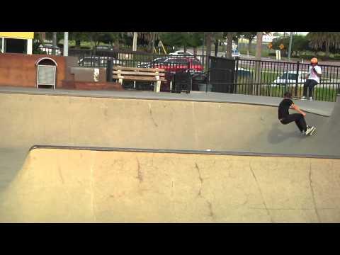 Ashton Dohany @ Orlando Skatepark