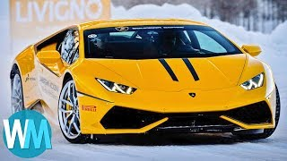 Top 10 Greatest Lamborghini Models of All Time
