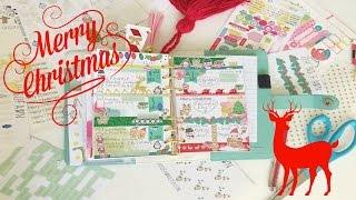 Plan With Me Christmas Week | OhSoFawn