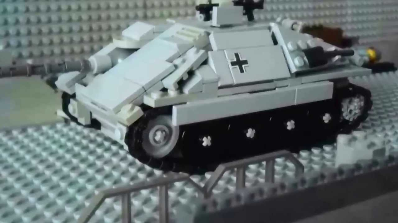 How to make a tank