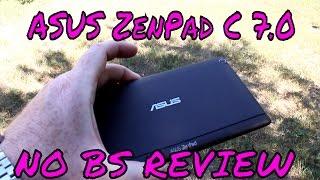 ASUS ZenPad C 7.0 Review