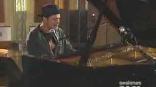 Alejandro Sanz - ¿Lo Ves? (Aol Sessions)
