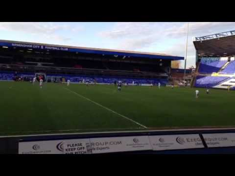 Birmingham City U16 Vs Tottenham Fc U16 at St Andrews Stadi