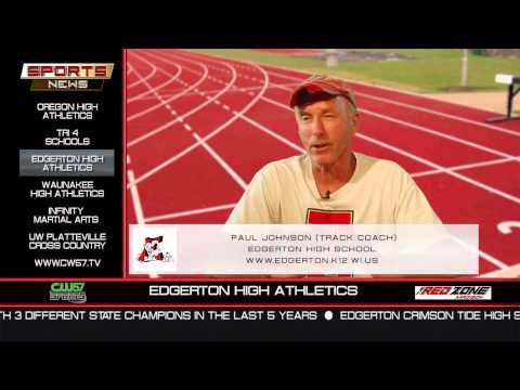THE SPORTS NEWS | Edgerton High School | Paul Johnson