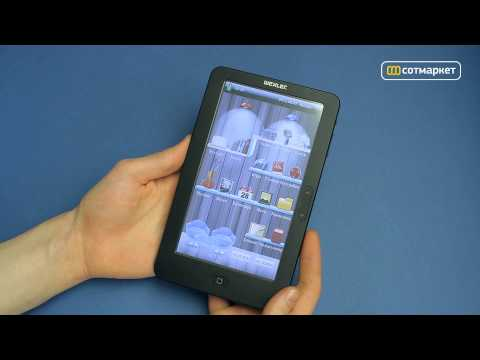 Видео обзор электронной книги Wexler Book T7055 от Сотмаркета