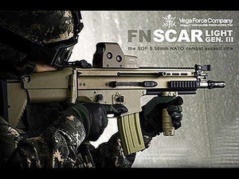 VFC SCAR-L MK16 CQC Airsoft Gun Review