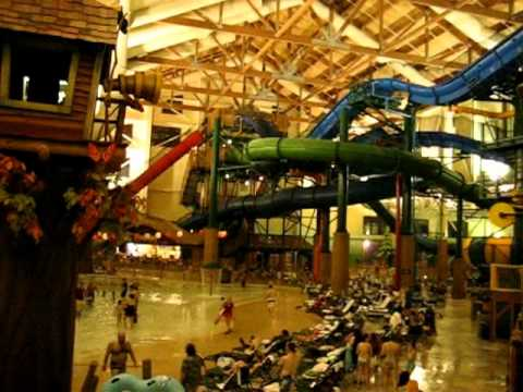 Great Wolf Lodge Niagara Falls - YouTube