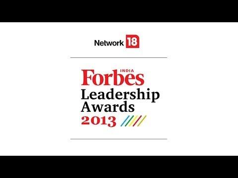 Forbes India Leadership Awards 2013