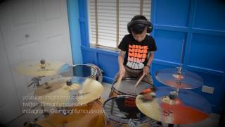 Linkin Park - Battle Symphony (Drum Cover)