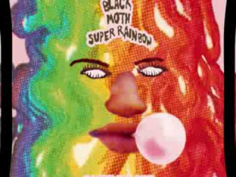 Black Moth Super Rainbow - Melt Me