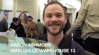 New AARON ASHMORE interview!