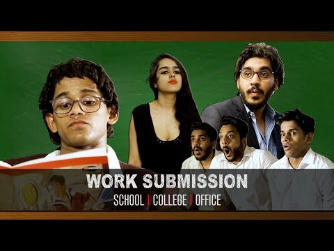 Work Submissions-  School   College   Office thumbnail