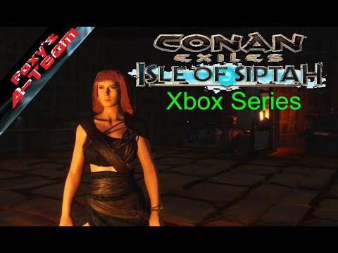 Conan Isle of Siptah [Deutsch] - Lets Play - wir spielen die neue Map / Xbox Series