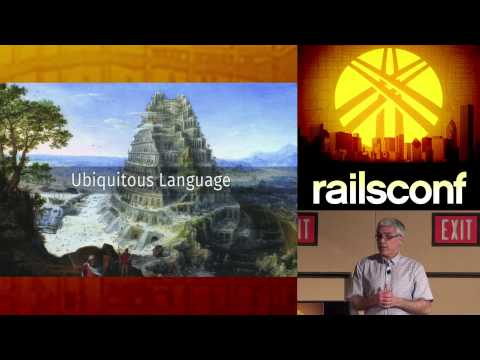 RailsConf 2014 - Domain Driven Design and Hexagonal Architecture with Rails