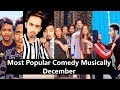 Most Popular Team 07 Comedy Musically Videos Of December | Mr. Faisu, Adnaan, Hasnain, Memon Shifu