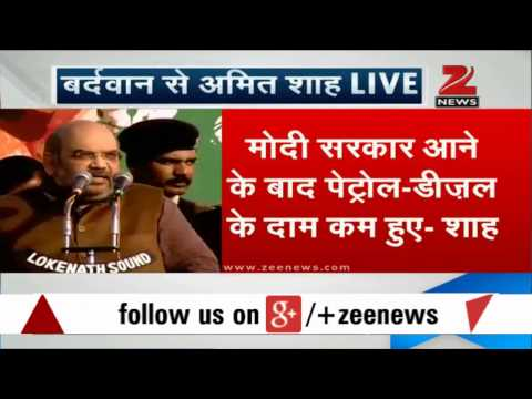 BJP will next form govt in West Bengal: Amit Shah