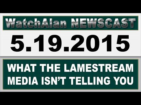 Alan's Real News | May 19, 2015