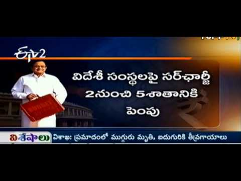 what a budget @india @by Chidambaram @ 28th feb 2013