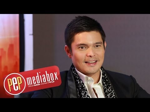 Dingdong Dantes intimidated by Marian Rivera
