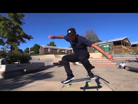 Trick Tip: How to Frontside 180 with Andrew Cannon