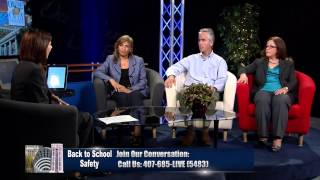 Orange County Live -  Back To School Safety Part 1