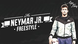 Neymar Jr 2016 - Freestyle - HD