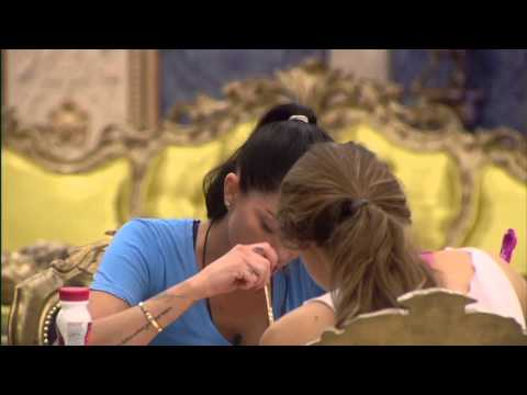 Jasmine Waltz slates Liz Jones behind her back: Day 7, Celebrity Big Brother