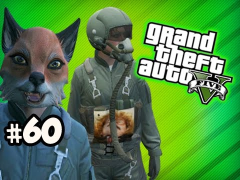 THE RED FOX - Grand Theft Auto 5 ONLINE Ep.60
