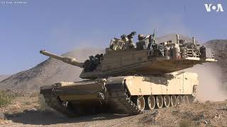 Mỹ sắp bán cho Đài Loan các thiết bị quân sự trị giá 2,2 tỷ đôla (VOA)