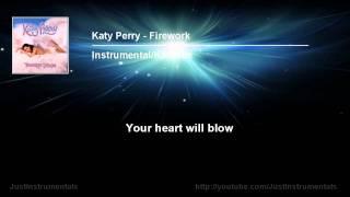 Katy Perry Firework Instrumental Karaoke