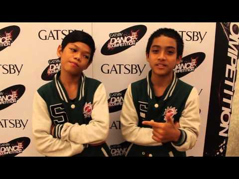 GATSBY 5th Dance Competition - On Ground Recruitment (Kuala Lumpur) Zeppo Youngest Twins