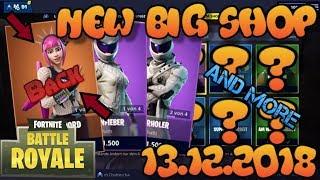 Neuer Shop 13 12 Fortnite Daily Item Shop Live Stream 13 12 2018
